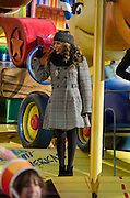 New York, USA.  28th November 2013. Ally Brooke of Fifth Harmony on the Pepperidge Farm float at the 87th Annual Macy's Thanksgiving Day Parade. © Jennifer Booher/Alamy Live News