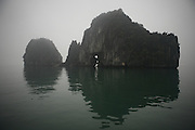 Ha Long Bay, Vietnam. March 12th 2007