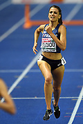 Emma Oudiou competes in women 3000m steeple during the European Championships 2018, at Olympic Stadium in Berlin, Germany, Day 6, on August 12, 2018 - Photo Philippe Millereau / KMSP / ProSportsImages / DPPI