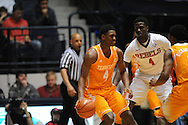 "Ole Miss vs. Tennessee Volunteers forward Armani Moore (4) at the C.M. ""Tad"" Smith Coliseum in Oxford, Miss. on Saturday, February 21, 2015. (AP Photo/Oxford Eagle, Bruce Newman)"