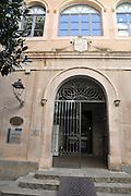 Girona, Historic centre, Catalonia, Spain The Girona History Museum