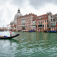 "Canaletto Views of Venice Dorsoduro is one of the six ""sestieri"" in Venice"