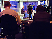 22 OCTOBER 2010 - PHOENIX, AZ: Terry Goddard at a taping of Sunday Square Off at the KPNX studios in Phoenix, Friday, Oct 22. Goddard and Gov Brewer were invited to tape Sunday Square Off but Brewer chose not to. Goddard lost the election to sitting Governor Jan Brewer, a conservative Republican.     PHOTO BY JACK KURTZ