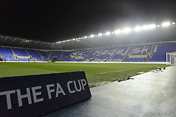 A general view of the Madejski Stadium a head of the FA Cup game against Bradford City - Photo mandatory by-line: Dougie Allward/JMP - Mobile: 07966 386802 - 16/03/2015 - SPORT - Football - Reading - Madejski Stadium - Reading v Bradford City - FA Cup - Quarter Final - Replay