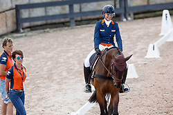 Naber-Loozeman Alice, NED, Harry Belafonte<br /> World Equestrian Games - Tryon 2018<br /> © Hippo Foto - Sharon Vandeput<br /> 13/09/2018