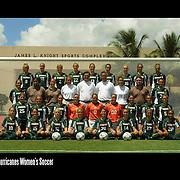 UM Women's Soccer Team Photos