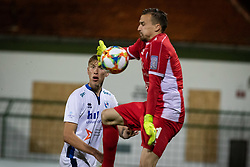 Grega Sorčan of Gorica during football match between NŠ Mura and ND Gorica in 34nd Round of Prva liga Telekom Slovenije 2018/19, on May 18, 2019 in Fazanerija, Murska Sobota, Slovenia. Photo by Blaž Weindorfer / Sportida