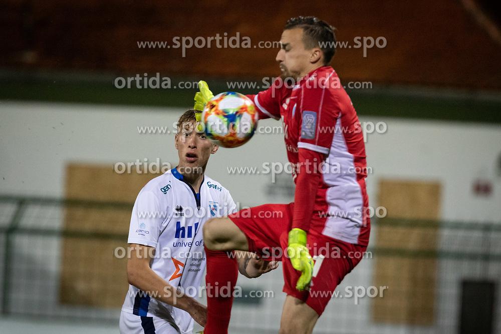Grega Sorčan of Gorica during football match between NŠ Mura and ND Gorica in 34nd Round of Prva liga Telekom Slovenije 2018/19, on May 18, 2019 in Fazanerija, Murska Sobota, Slovenia. Photo by Blaž Weindorfer / Sportida