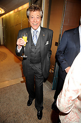LIONEL BLAIR at a tribute lunch in honour of Michael Aspel hosted by The Lady Taverners at The Dorchester, Park Lane, London on 14th November 2008.