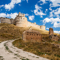 Castle of Berlanga de Duero, Soria, Spain