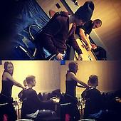 EXCLUSIVE Justin Bieber playing Poker