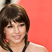 London  Sep 14 Leicester Square Roxanne Pallett attends  premiere of Righteous Kill in Leicester Square on September 14  starring Al Pacino and Robert de Niro