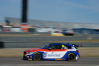 #60 Stephen Jelley Team Parker Racing BMW 125i M Sport during BTCC Practice  as part of the Dunlop MSA British Touring Car Championship - Rockingham 2018 at Rockingham, Corby, Northamptonshire, United Kingdom. August 11 2018. World Copyright Peter Taylor/PSP. Copy of publication required for printed pictures.