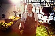 Heidi Bjerkan, innehaver av  Credo og bistroen Jossa Mat og drikke. Gourmetrestauranten ble i februar 2018 gjenåpnet i en tidligere verkstedhall i bydelen Lilleby i Trondheim. Nye  Credo har blitt et moderne og romslig spisested med innslag av både ny og gammel tid. Tilhold altså på et gammelt industriområde, men omgitt av hektisk boligutbygging på omtent alle kanter. Credo bruker lokale råvarer, og er selvforsynt med alt grønt. Det dyrkes i samarbeid med et gårdsbruk i sommersesongen, og innendørs på tilsammen 50 m2 fordelt på alle steder der det er mulig, også om vinteren.