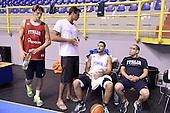 20140809 Allenamento con Danilo Gallinari