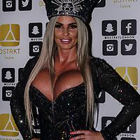 Katie Price - I Got You single launch party at DSTKRT, SOHO, London