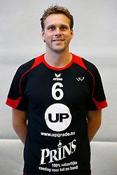 20140918 NED: Teampresentatie Prins VCV 2014 - 2015, Veenendaal<br /> Wouter Pilon, (6) Prins VCV<br /> ©2014-FotoHoogendoorn.nl / Pim Waslander