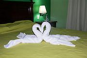 Hotel room in Baracoa, Cuba