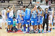 DESCRIZIONE : Final Eight Coppa Italia 2015 Desio Quarti di Finale Dinamo Banco di Sardegna Sassari - Vanoli Cremona<br /> GIOCATORE : Team Dinamo Banco di Sardegna Sassari<br /> CATEGORIA : Ritratto Esultanza<br /> SQUADRA : Dinamo Banco di Sardegna Sassari<br /> EVENTO : Final Eight Coppa Italia 2015 Desio<br /> GARA : Dinamo Banco di Sardegna Sassari - Vanoli Cremona<br /> DATA : 20/02/2015<br /> SPORT : Pallacanestro <br /> AUTORE : Agenzia Ciamillo-Castoria/L.Canu