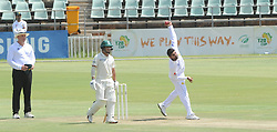 Johannesburg 19-12-18. South Africa Invitation XI vs Pakistan. Pakistan open their tour of South Africa with a three-day match at Sahara Willowmoore Park, Benoni. Day 1, afternoon session.  Haris Sohail of Pakistan bowling. Picture: Karen Sandison/African News Agency(ANA)