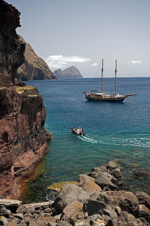 Mission: Monk Seal <br /> Desertas Islands &ndash; Deserta Grande - Madeira, Portugal. August 2009.<br /> Landscape