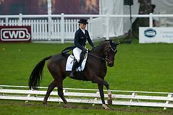 De Liedekerke Lara (BEL) - Alpaga d'Arville<br /> FEI World Championship for Young Horses Le Lion d'Angers 2012<br /> © Hippo Foto - Jon Stroud