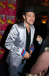 Singer WILL YOUNG at an after show party following the opening night of Acorn Antiques - The Musical at The Theatre Royal, Haymarket and held at The Cafe de Paris, Coventry Street, London on 10th February 2005.<br /><br />NON EXCLUSIVE - WORLD RIGHTS