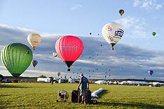 France: Lorraine Mondial Air Ballons Event - 30 July 2017