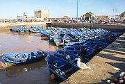 Fishing Harbour, Essaouira, Morocco