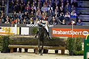 Raf Kooremans - Cavalor Chai Chai<br /> Indoor Brabant 2017<br /> © DigiShots