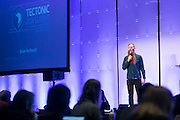 Tectonic 2016 Summit by Core OS at the Conrad Hotel on December 13, 2016 in New York City. (Photo by Ben Hider)