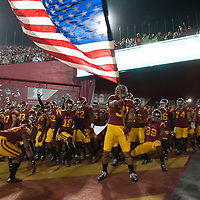 USC v Arizona Pregame