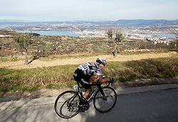 DONEGÀ Matteo (ITA)  ofCycling Team Friuli during the UCI Class 1.2 professional race 4th Grand Prix Izola, on February 26, 2017 in Izola / Isola, Slovenia. Photo by Vid Ponikvar / Sportida