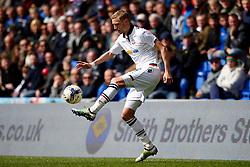 Dean Moxey of Bolton Wanderers - Mandatory by-line: Matt McNulty/JMP - 15/04/2017 - FOOTBALL - Boundary Park - Oldham, England - Oldham Athletic v Bolton Wanderers - Sky Bet League 1