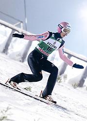 February 8, 2019 - Lahti, Finland - estmír Kožíšek competes during FIS Ski Jumping World Cup Large Hill Individual Qualification at Lahti Ski Games in Lahti, Finland on 8 February 2019. (Credit Image: © Antti Yrjonen/NurPhoto via ZUMA Press)