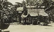 Stal, vermoedelijk op Oost-Java. 1928 - 1932
