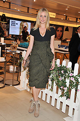 DONNA AIR at the launch of the new John Lewis Beauty Hall, John Lewis, Oxford Street, London on 8th May 2012.