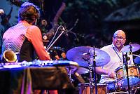 Oran Etkin performing at Ubud Village Jazz Festival, 7/8/2015.