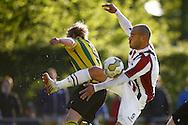NEMELAER - WILLEM II<br /> Vriendschappelijk duel na afloop van het seizoen<br /> Ruud Boymans<br /> Foto : Geert van Erven