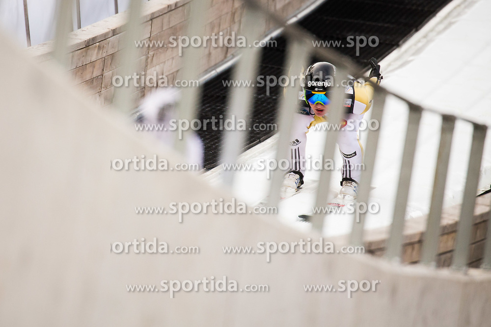 Domen Prevc (SLO) during the Ski Flying Hill Individual Competition on Day Two of FIS Ski Jumping World Cup Final 2017, on March 24, 2017 in Planica, Slovenia. Photo by Ziga Zupan / Sportida