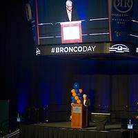 Bronco Day, Allison Corona photo.