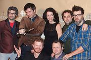 Gagnants d'un des 11 trophées Félix remis le 7 novembre 2010, lors de la 32e édition du Gala de l'ADISQ -  Theatre Saint-Denis / Montreal / Canada / 2010-11-07, © Photo Marc Gibert/ adecom.ca