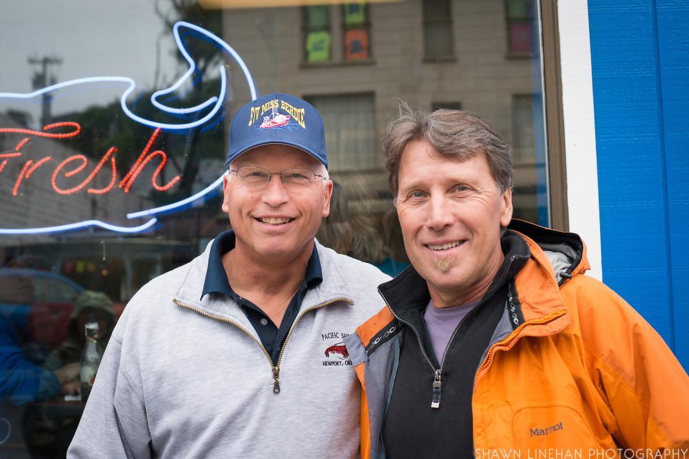Dave Wright and Nick Furman
