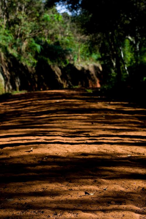 Alto Caparao_MG, Brasil...Estrada de terra no Parque Nacional do Caparao...The land road in the Caparao National Park...Foto: BRUNO MAGALHAES / NITRO