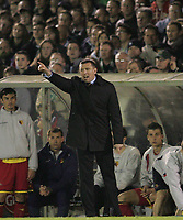 Photo: Lee Earle.<br /> Plymouth Argyle v Watford. The FA Cup. 11/03/2007.Watford manager Adrian Boothroyd.
