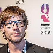 NLD/Hilversum/20160215 - Buma Awards 2016, Chiel Beelen