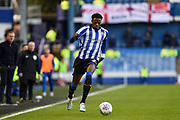 Liam Palmer of Sheffield Wednesday on the attack during the EFL Sky Bet Championship match between Sheffield Wednesday and Bristol City at Hillsborough, Sheffield, England on 22 December 2019.