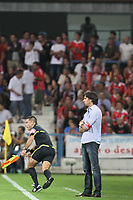 20110812: BARCELOS, PORTUGAL - Gil Vicente vs SL Benfica: Portuguese League 2011/2012, 1st round. In picture: Paulo Alves. PHOTO: Pedro Benavente/CITYFILES