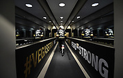 LAS VEGAS, NV - FEBRUARY 27:  skates against the Los Angeles Kings during the game at T-Mobile Arena on February 27, 2018 in Las Vegas, Nevada.  (Photo by Jeff Bottari/NHLI via Getty Images) *** Local Caption ***