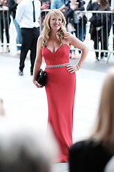 British Soap Awards, Saturday 3rd June 2017<br /> <br /> Stars arrive on the red carpet for the British Soap Awards 2017<br /> <br /> Sally Ann Matthews from Coronation Street arrives<br /> <br /> (c) Alex Todd | Edinburgh Elite media